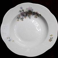 Тарелка столовая.