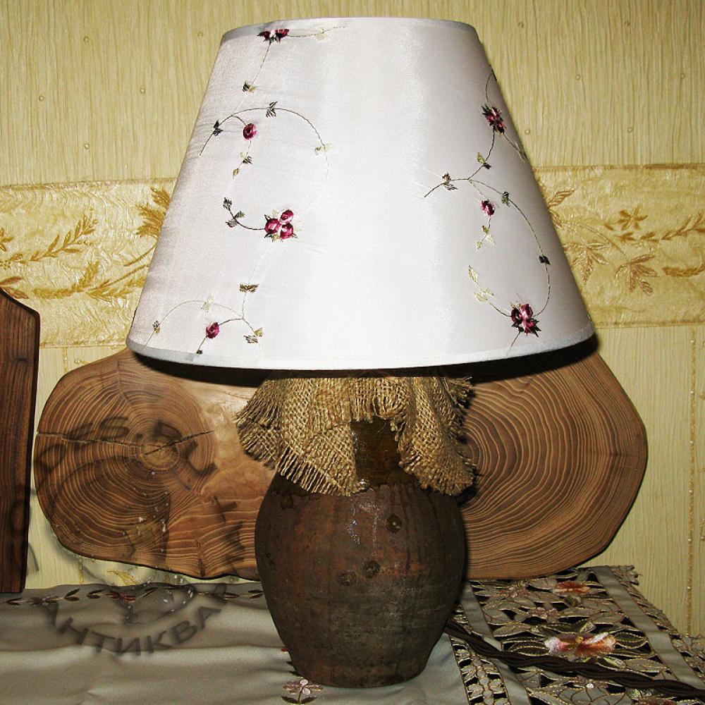 Лампа.