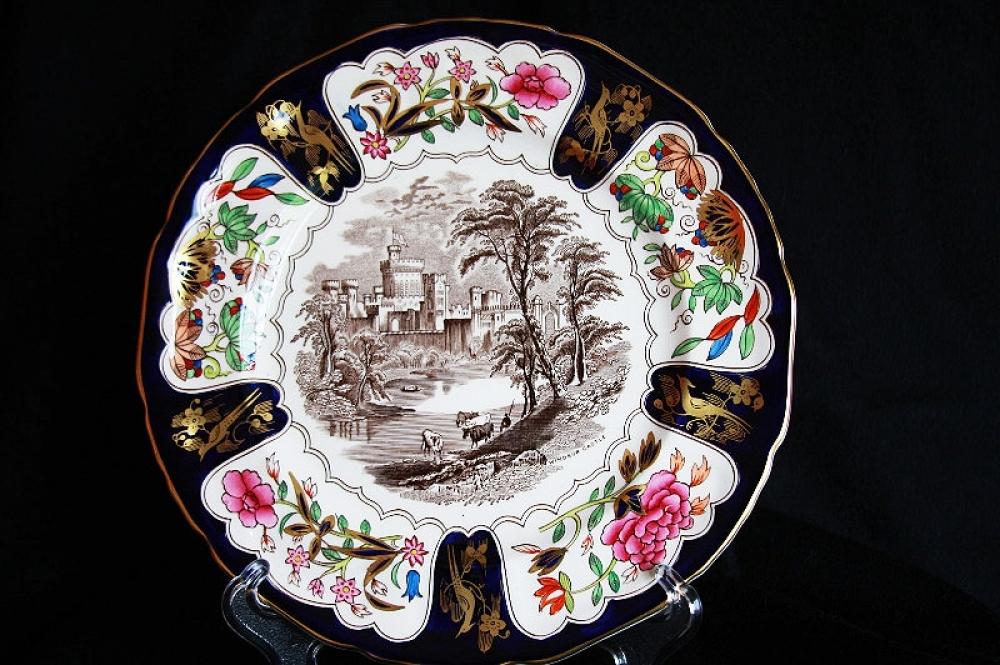 Серия декоративных тарелок.