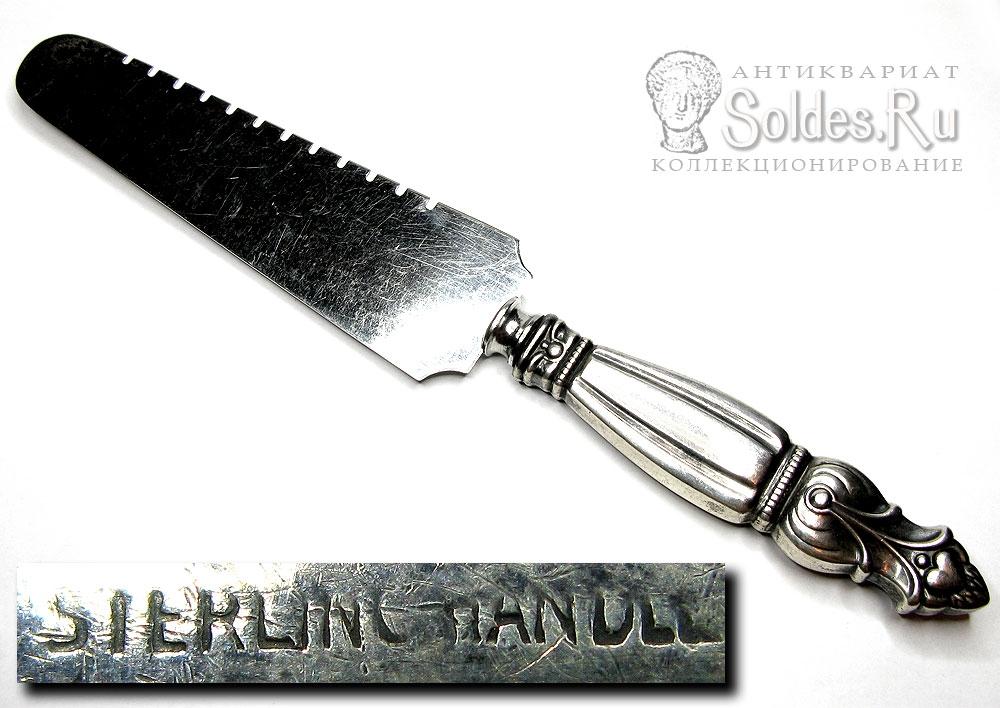 Нож для твёрдых тортов.