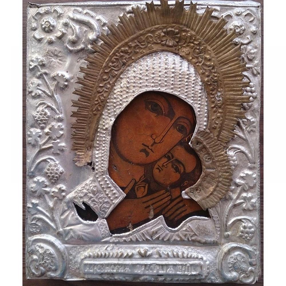 Икона Божией Матери Корсунской.