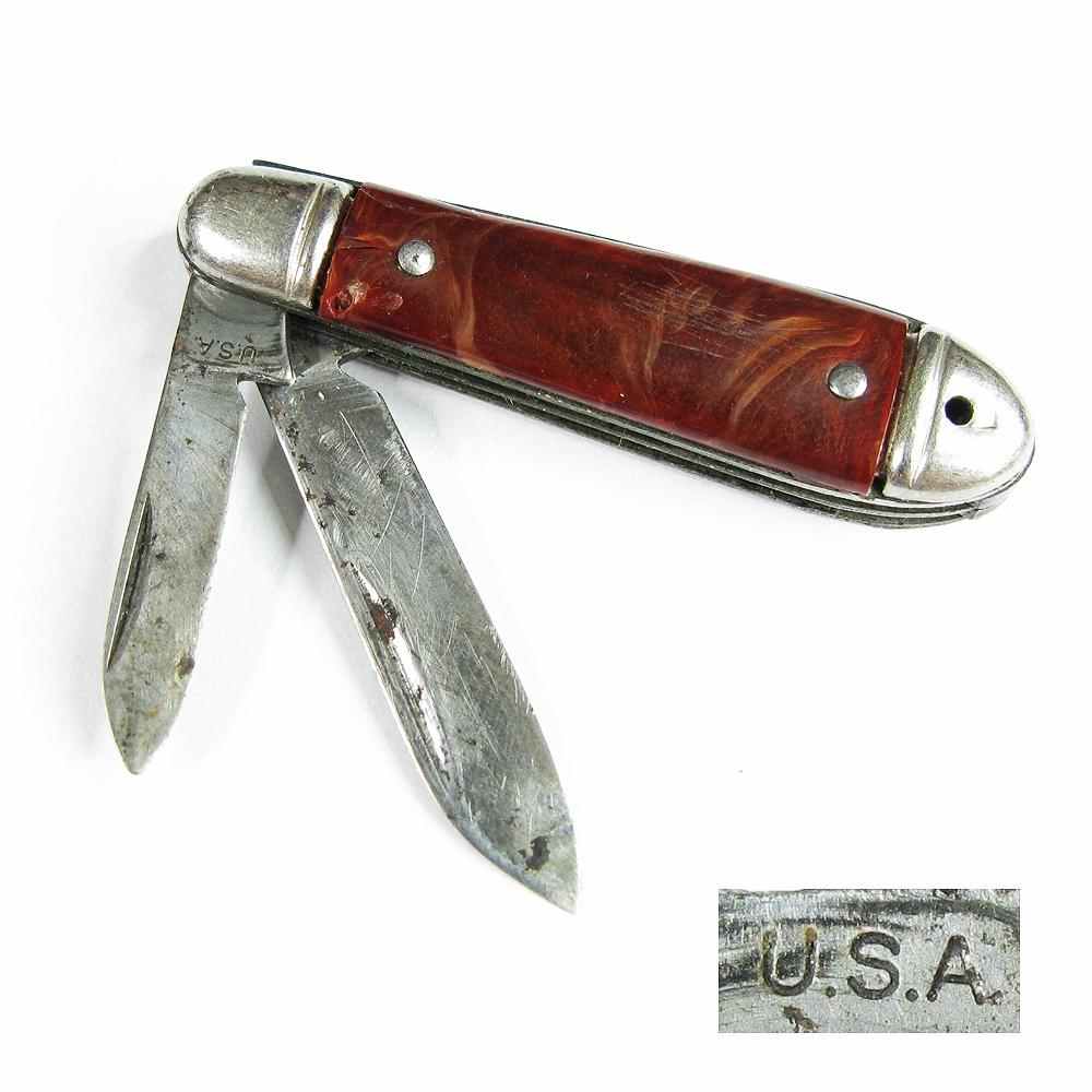 Нож перочинный.