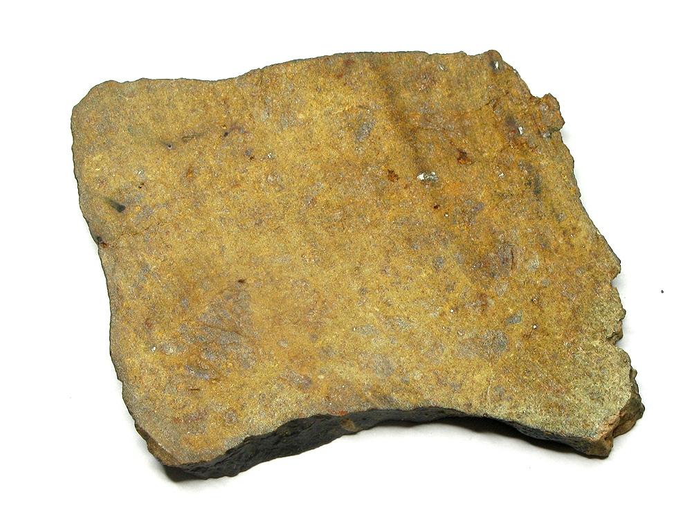 Фрагмент каменного метеорита Dhofar 1580.