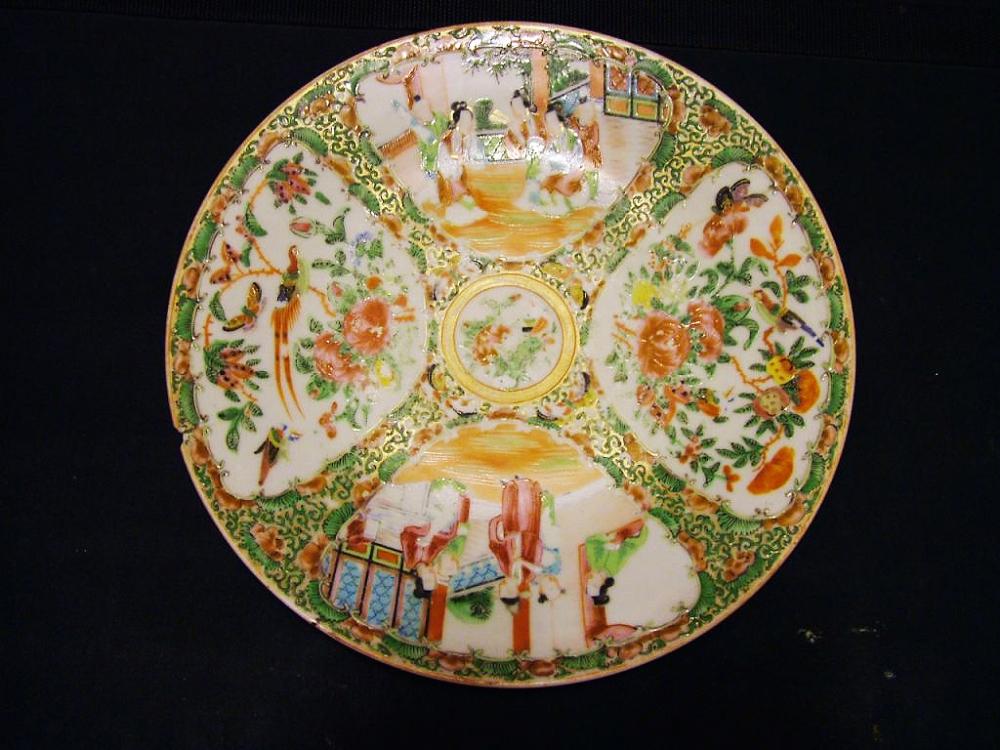 Декоративная тарелка.